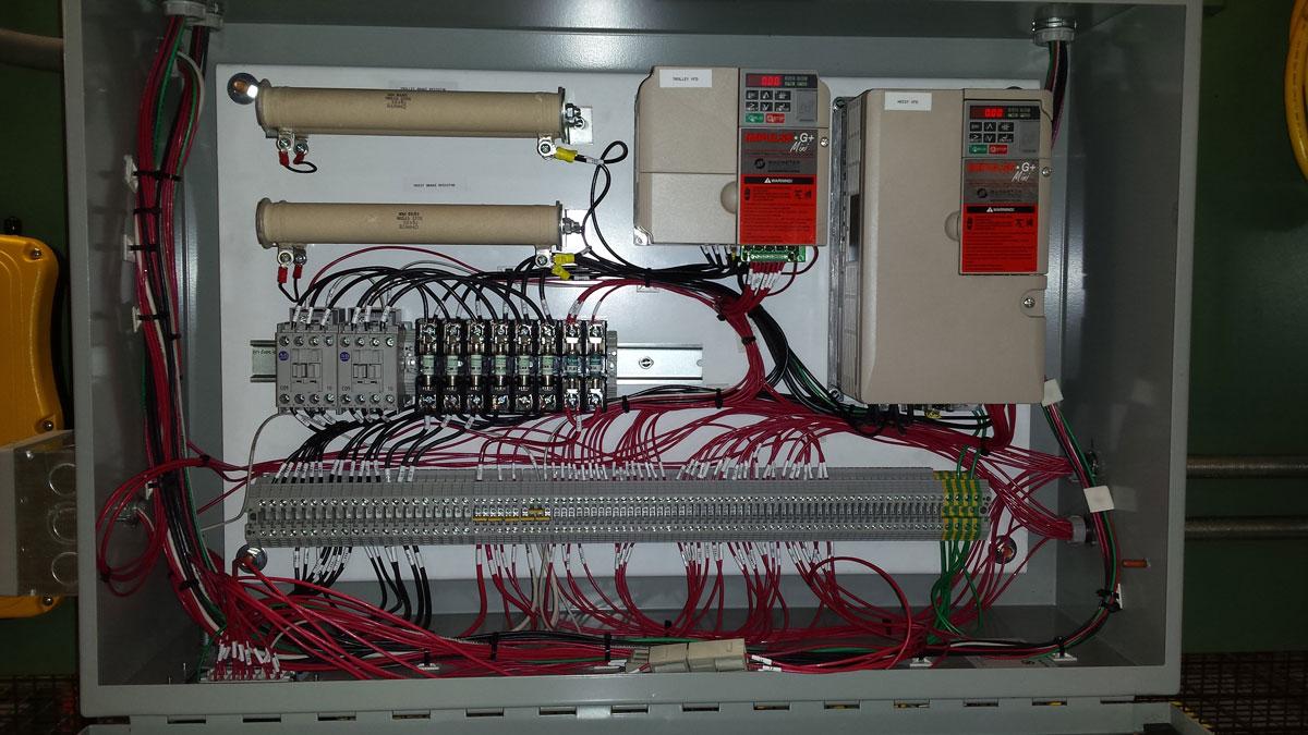 System Controls Afe Crane