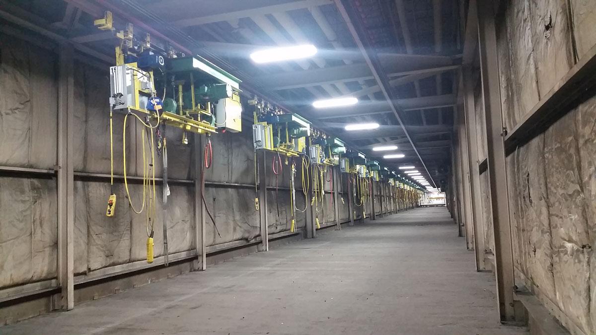 (22) Semi-Automated Hoist Carriers