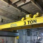 3 Ton Top Running Double Girder Crane