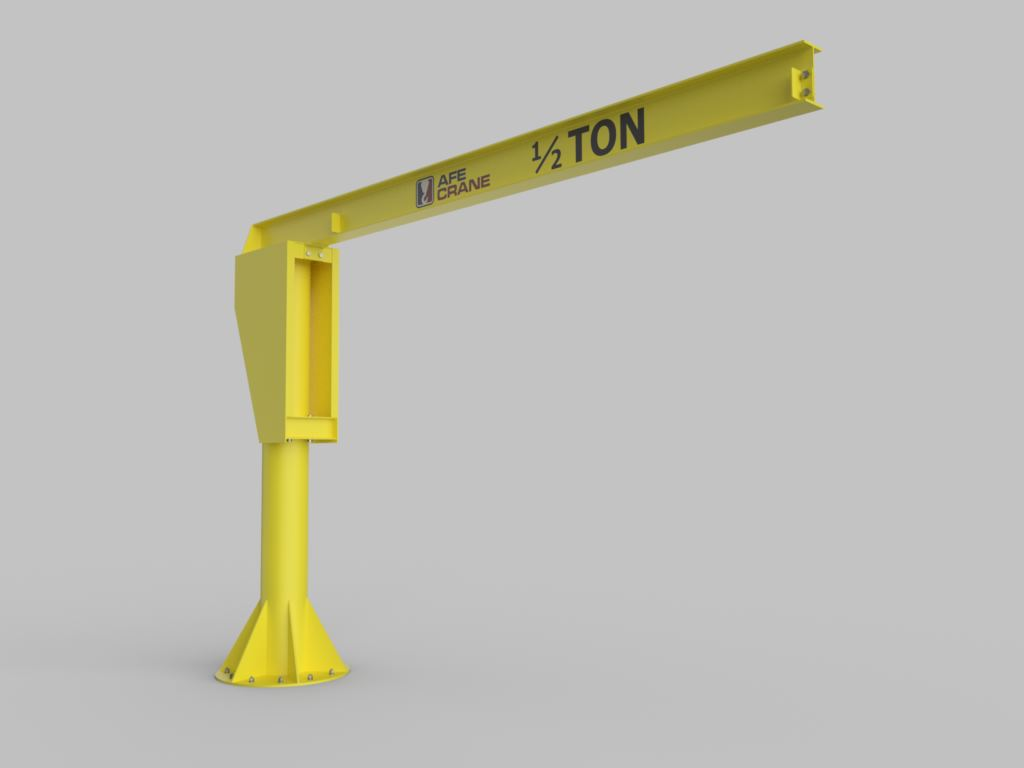 Used Jib Crane Hoist : Jib cranes afe crane