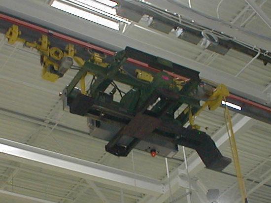 Semi-Automated Hoist Carrier