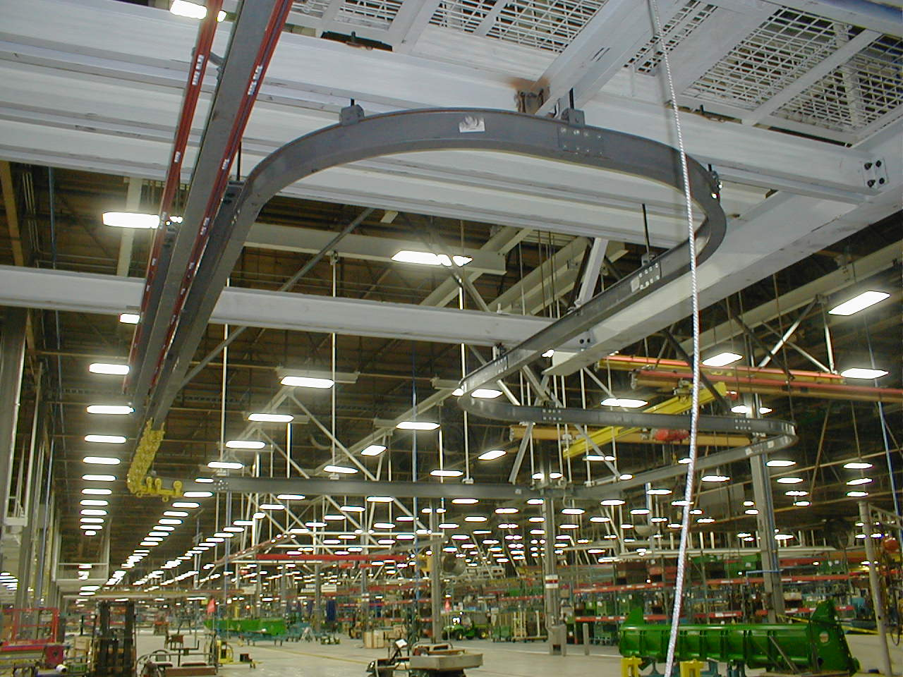 Monorail Systems Afe Crane Overhead Material Handling