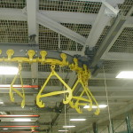 Monorail Switch & Push Trolleys