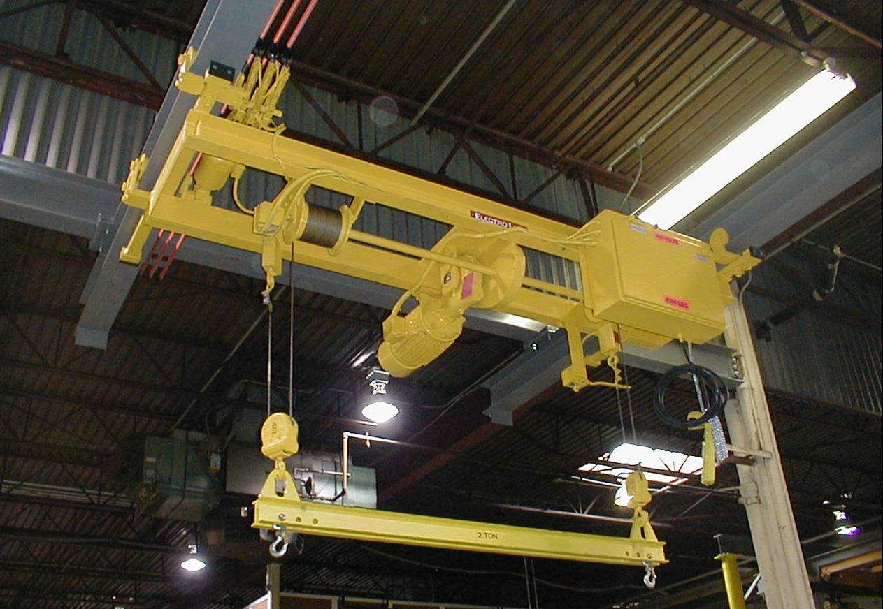 Monorail Systems Afe Crane