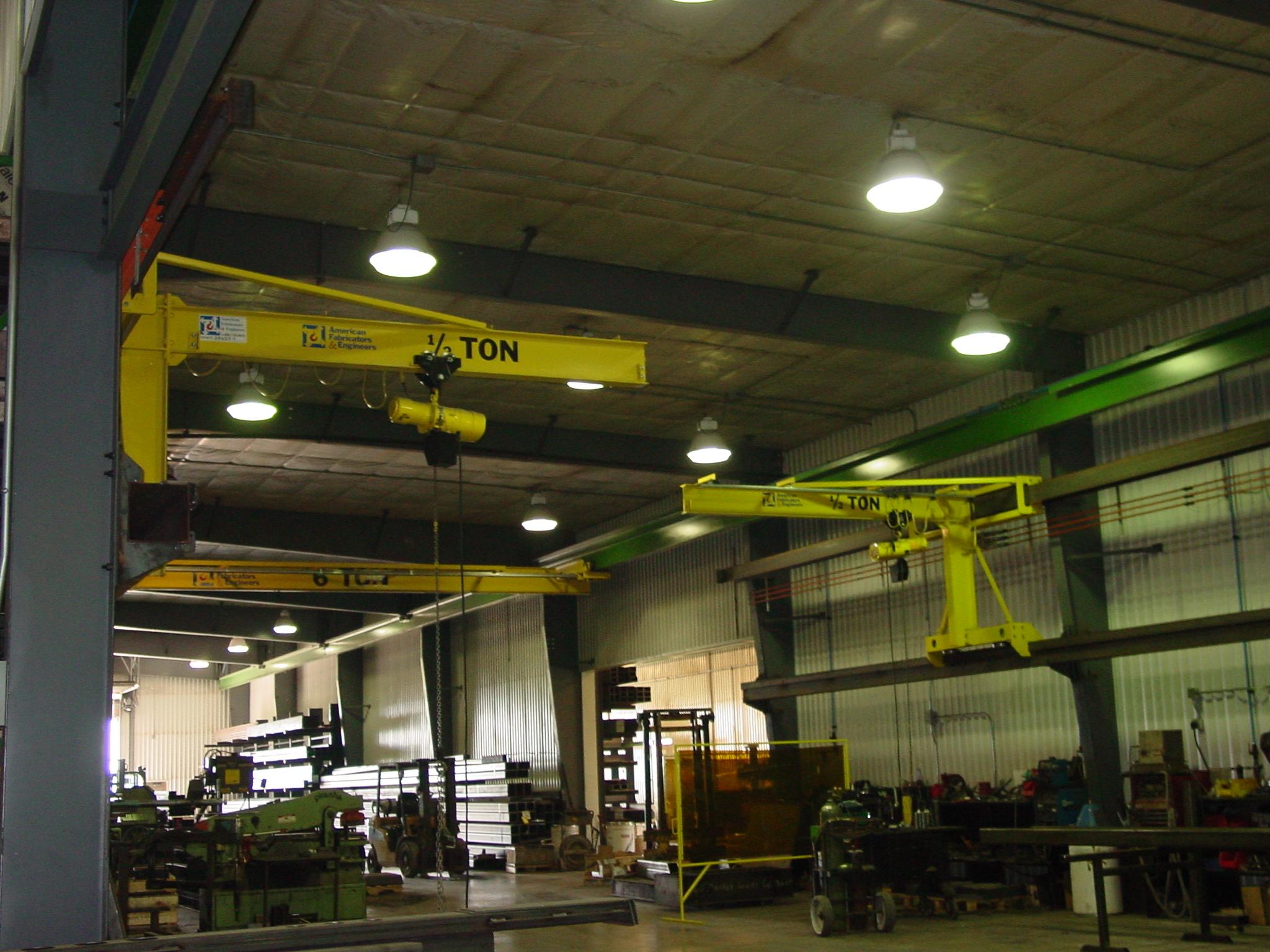 AFE Crane - Custom Bridge Cranes