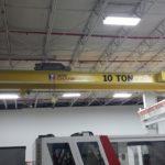 10 Ton Top Running Double Girder Crane