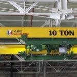 10 Ton Under Hung Double Girder Crane
